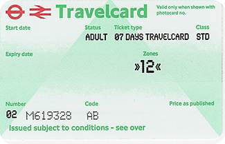 travel card londra_2
