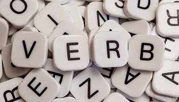 verbi irregolari inglese