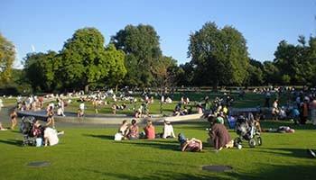 Hyde Park londra