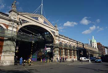 Smithfield Market Londra