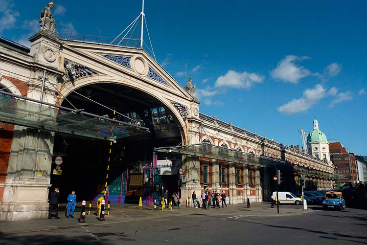 Smithfield-Market-Londra