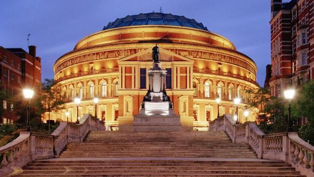 Royal Albert Hall londra - iLondra